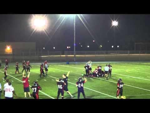 Houston Energy vs Montreal Blitz 2012 Semifinal Highlight #4