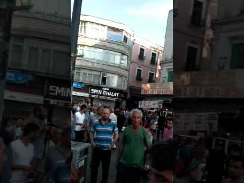 Kadikoy De Polisle Tartisan Eylem Yapan Ermeniler Hdp Liler