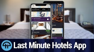 HotelTonight - App for Booking Last Minute Hotels