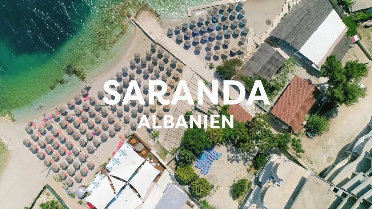 Hold Ferie I Saranda Albanien Med Apollo Youtube
