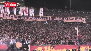 بالفيديو.. دخلة للأولتراس لمطالبة «أبوتريكة» بعدم الاعتزال