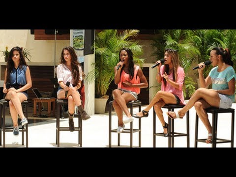 Fifth Harmony Impossible  Judges Houses  The X Factor USA 2012