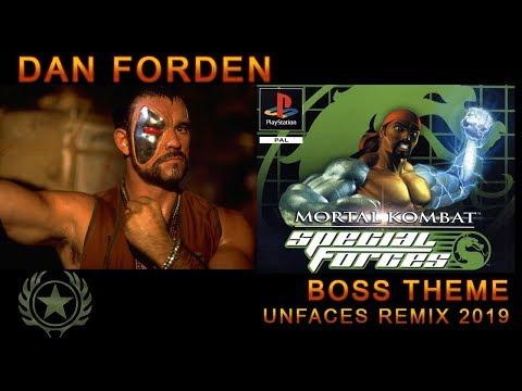 DAN FORDEN - Boss Theme (UnFaces ReMix) OST Mortal Kombat: Special Forces
