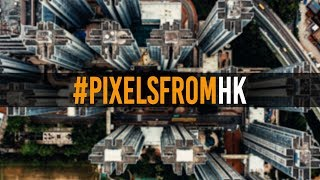 Hong Kong Cinematic Travel Film #PixelsFromHK