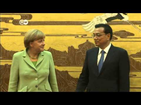 German Chancellor in China | Journal