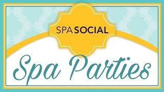 Austin Wedding Style - Spa Social