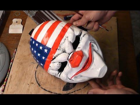 Как сделать маску Далласа (PayDay2)