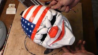 как сделать маску далласа