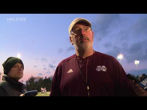 Mississippi State Football Spring Practice Post Practice Press Conference - 3/20/18