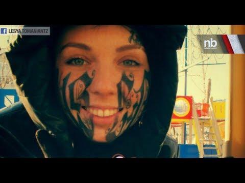Girls Bf Tattoos Her Face Newsbreaker Oratv Youtube