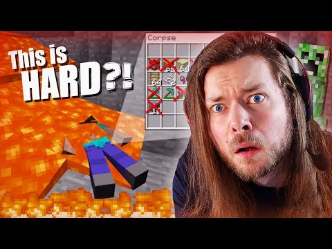 Aw man, Minecraft was a BAD idea on Nintendo Switch...
