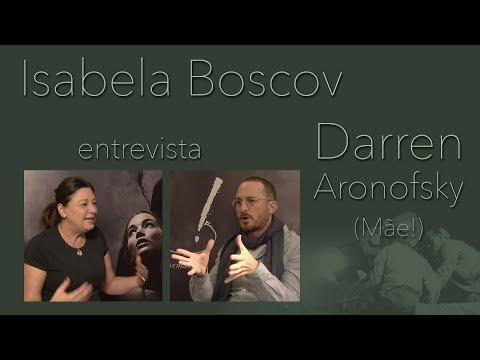 Entrevista com Darren Aronofsky (Mãe!)