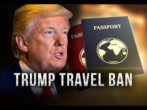 BREAKING: Travel Ban BACK into EFFECT, SCOTUS Halts Lower Court Injunctions