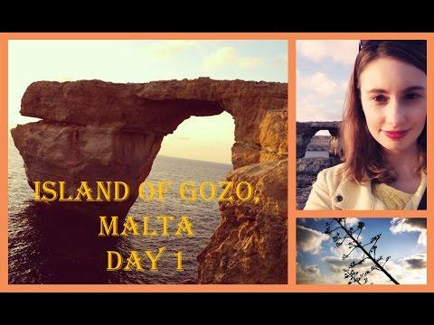The Azure Window & Kempinski Room Tour - Island of Gozo, Malta (1) || PartTimeWanderlust