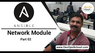 Ansible with network module (Part 02) — By DevOpsSchool