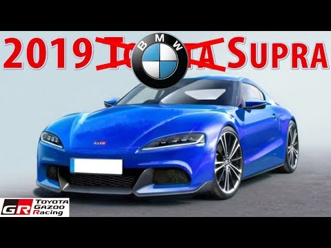 2019 TOYOTA SUPRA : EVERYTHING YOU NEED TO KNOW!!!