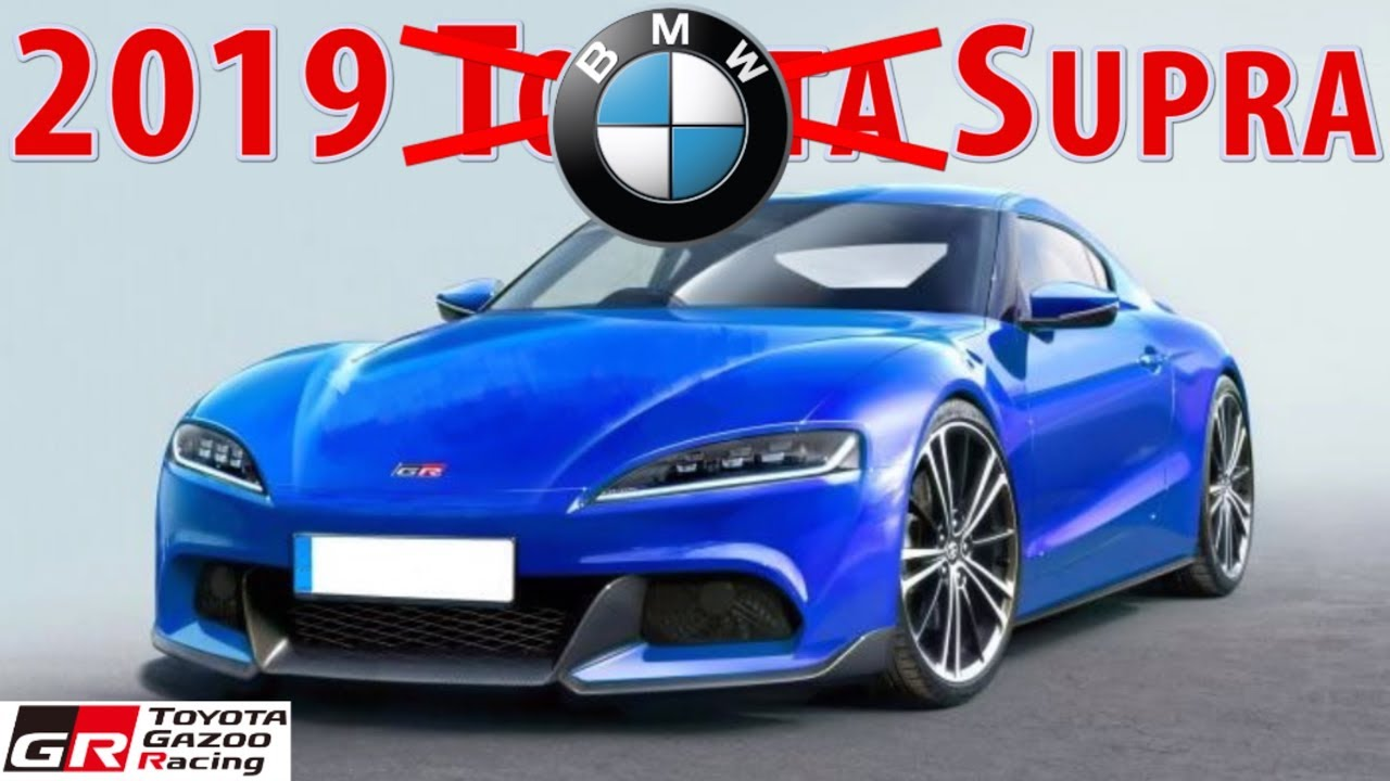 2019 Toyota Supra Everything You Need To Know