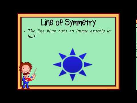 Symmetry For 4th Graders