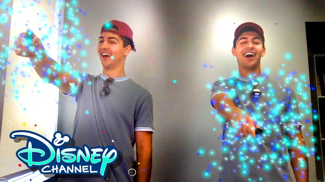 Trevor's Wand ID Journey 🌟| Compilation | Virtual Chats with Ariel & Trevor | Disney Channel