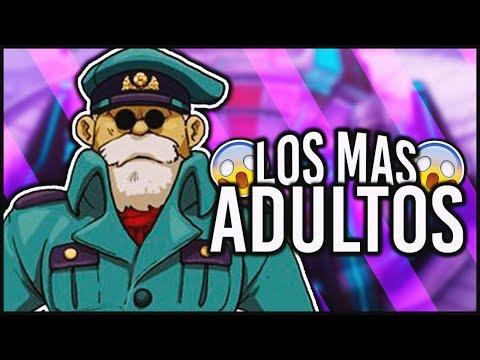 LOS MAS ADULTOS - Inazuma Eleven GO Strikers 2013