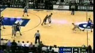 Duke At Georgetown: Jan 21st, 2006
