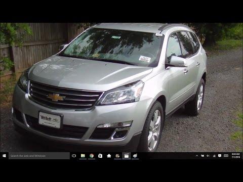 2016 Chevrolet Traverse LT New Car Review