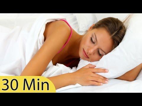 30 Minute Deep Sleep Music, Peaceful Music, Meditation Music, Sleep Meditation Music, �B
