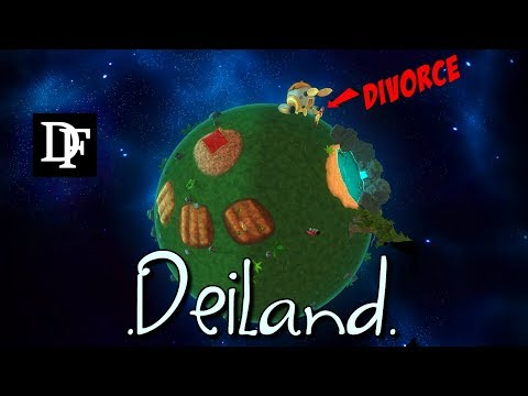 My Very Own Planet! But Is It Flammable? - Deiland