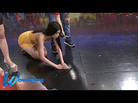 Wowowin: Larong squammy ni 'Sexy Hipon' Herlene (with English subtitles)
