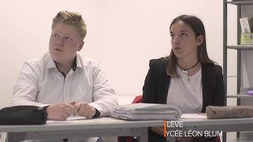 Les Paniers de Léon - Lycée Léon Blum de Villefranche-de-Lauragais - Trophées de la Vie Locale 2018
