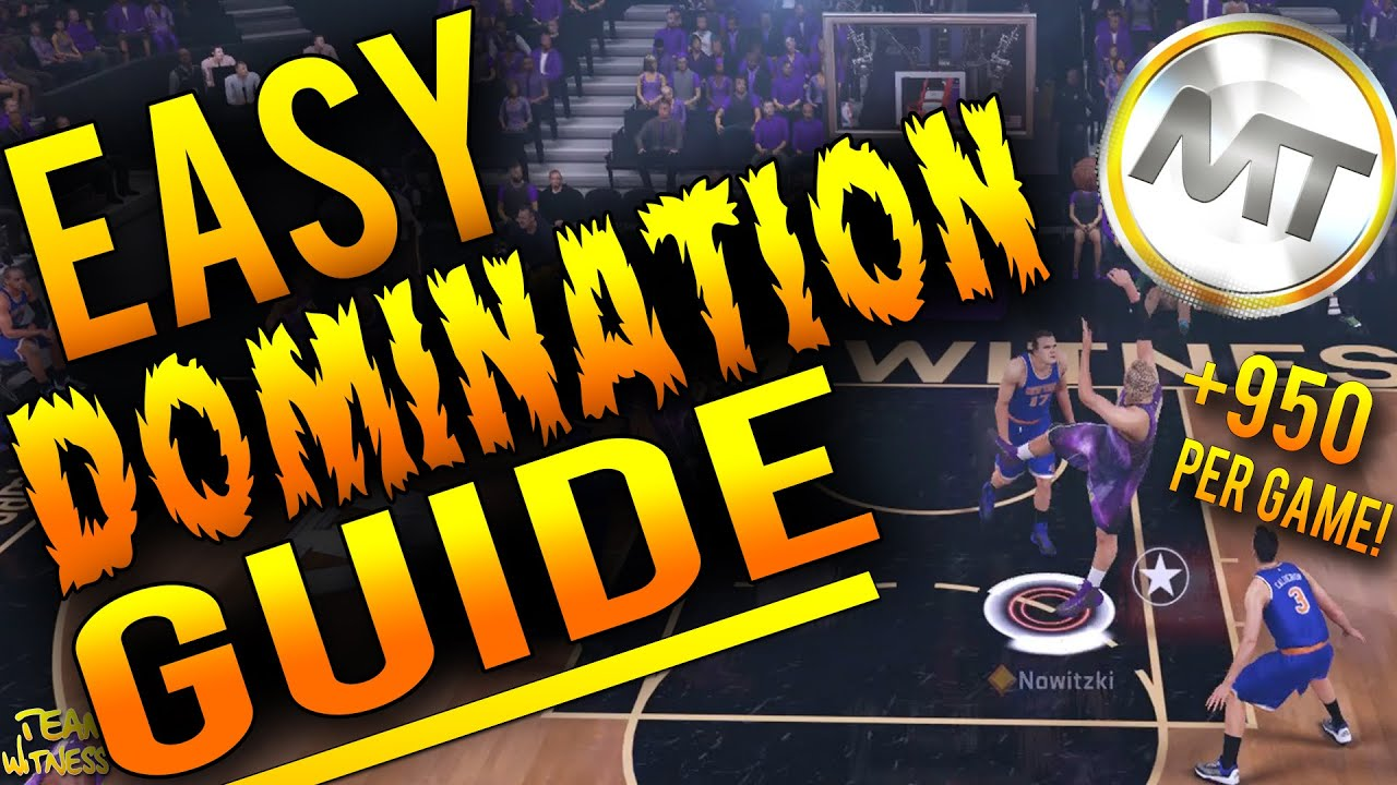 Domination Guide 88