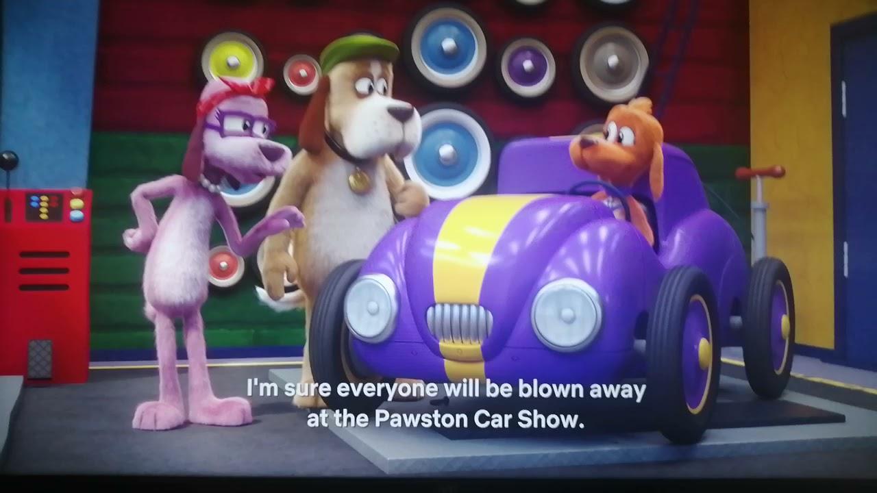 Winston's Horn in Go Dog Go