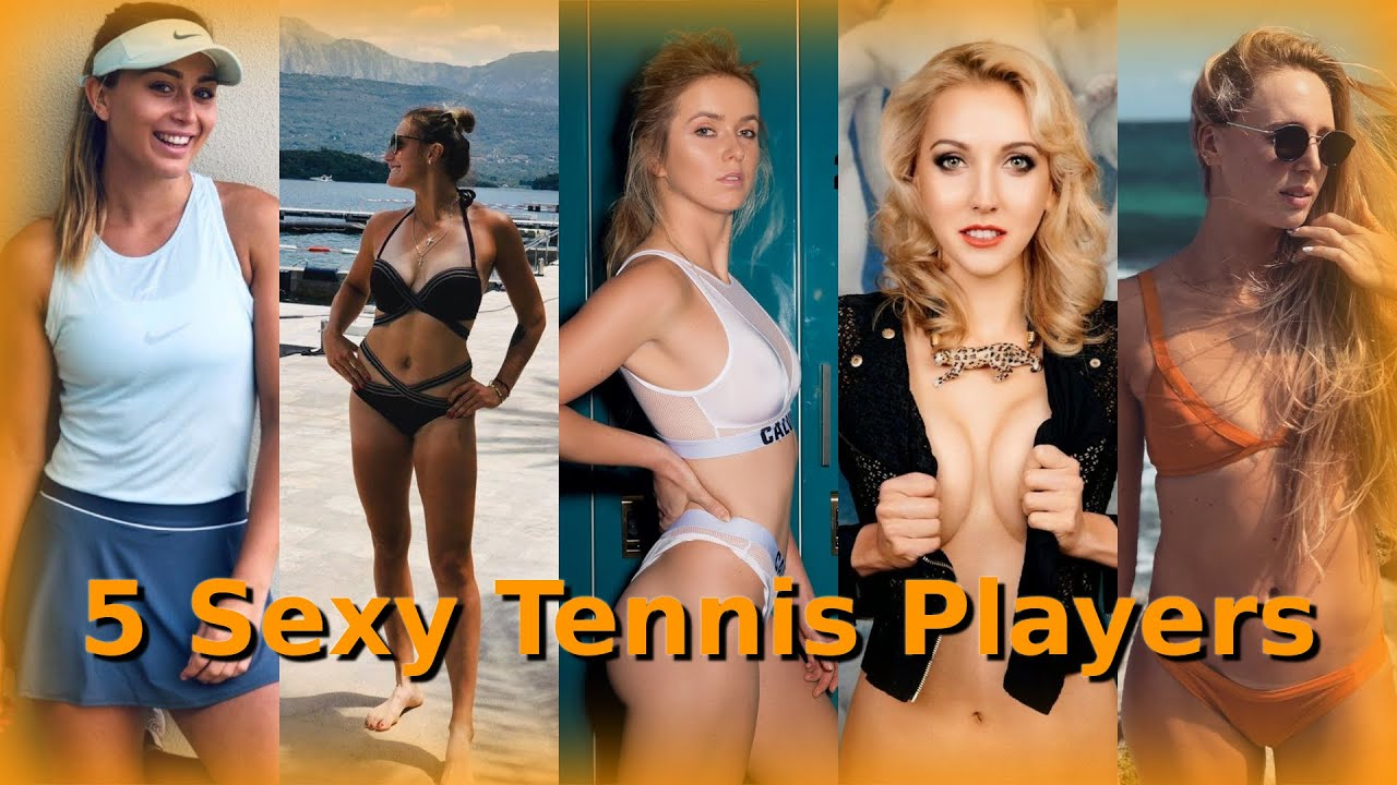 Download FAST 5 | 5 Sexy Tennis Players #5 (。♥‿♥。) | *woow*