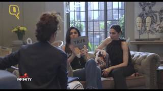 The Quint: Deepika Padukone kills it on Vogue BFFs