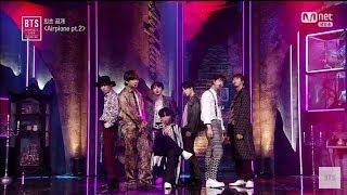 BTS - Airplane pt.2 Comeback Show рус. саб (RUS SUB)