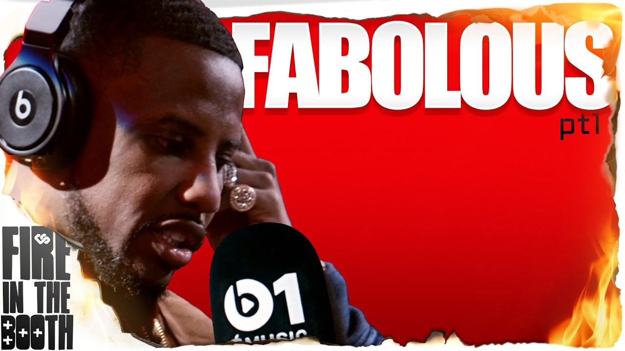 Image result for Fabolous – Fire In the Booth Freestyle