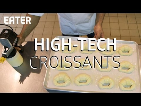 It Takes A Lot Of Machines To Make The Perfect Croissant