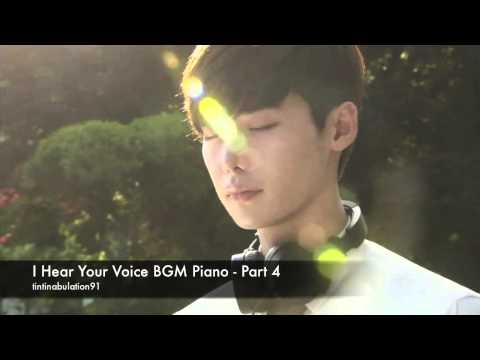 I Hear Your Voice BGM Piano Cover - Part 4