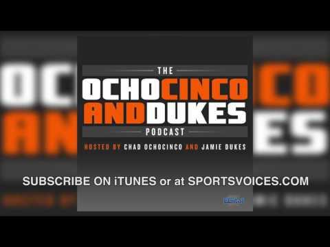 Terrell Owens Joins The Ochocinco & Dukes Podcast