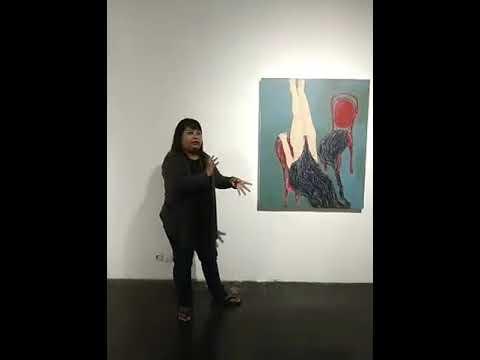Under The Skin, artist talk Redbase Foundation