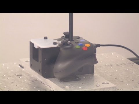 First look: Microsoft Xbox One lab