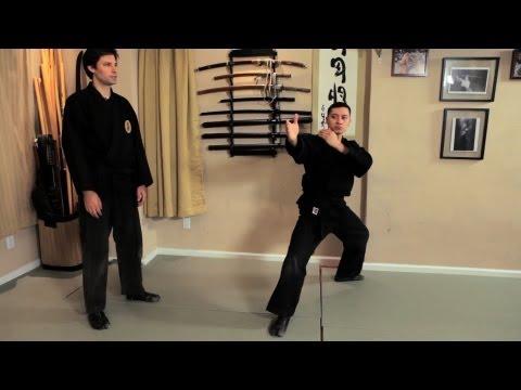 How to Do the Ka No Kata Technique   Ninjutsu Lessons