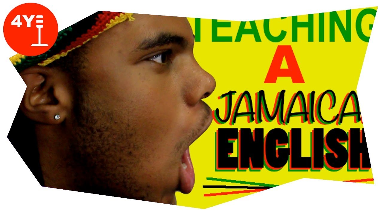 teaching a jamaican english youtube