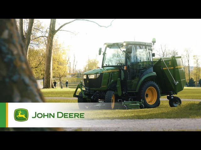 John Deere 2R Compact Utility Tractors