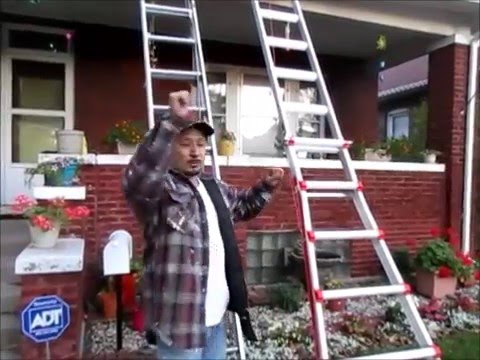 Little Giant 26 Ft Ladder Review Youtube