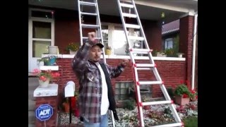 little giant 26 ft ladder review