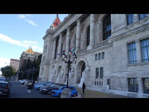 Cinema, Institute of Technology, Travel through Budapest !
