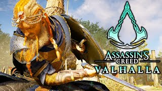 Assassin's Creed Valhalla - Preparando Para a França!!! O Festival de Sigrblot!!!!