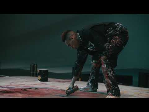 Chris Brown: Dances with Paint