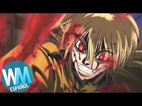 ¡Top 10 Vampiros en Anime!